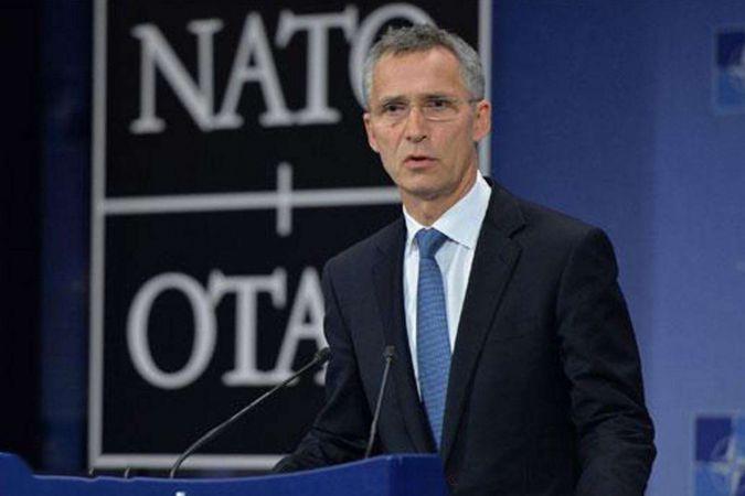 NATO'dan Ukrayna ve Gürcistan'a destek vurgusu
