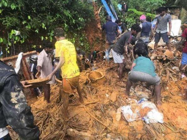 Sri Lanka'da fırtına: 4 ölü