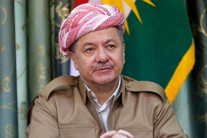 """KDP lideri Barzani: """"Peşmerge'yi şehit edenler hak ettikleri cezayı bulacak"""""""