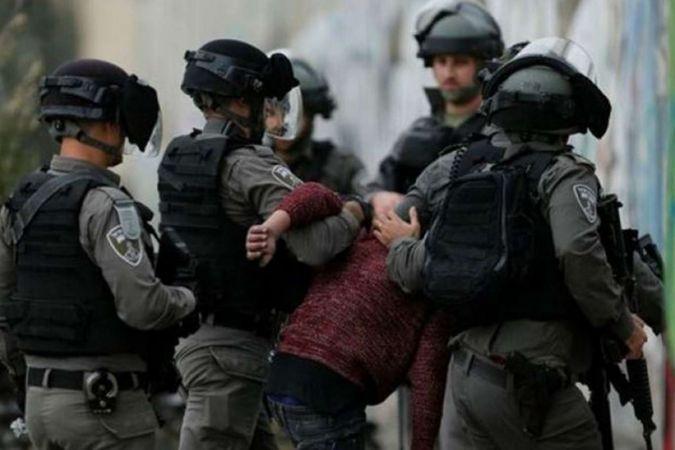 Siyonist işgalci rejim yılbaşından bu yana 4 bin 200 Filistinliyi alıkoydu