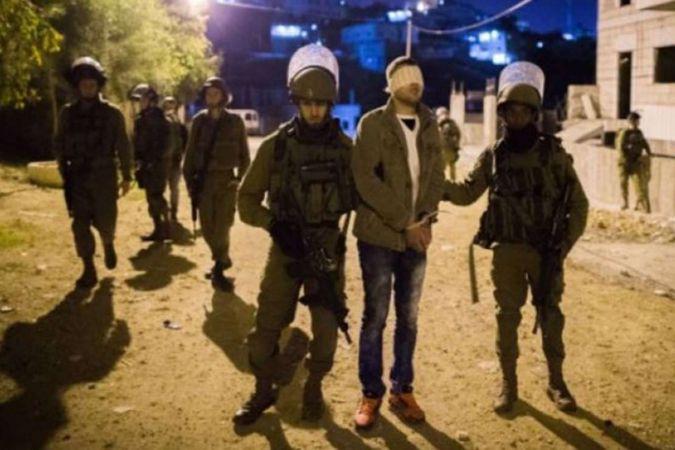 İşgalci siyonist rejim son 6 ayda binlerce Filistinliyi alıkoydu