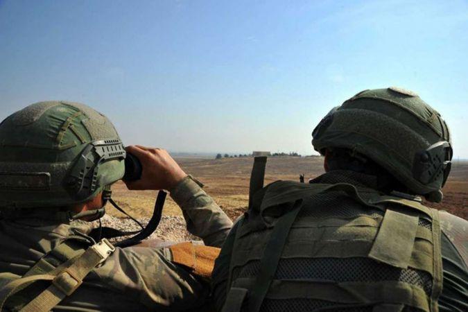 Suriye'de 6 PKK mensubu öldürüldü
