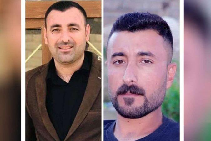 PKK mensupları Şengal'de 2 Peşmerge subayını kaçırdı