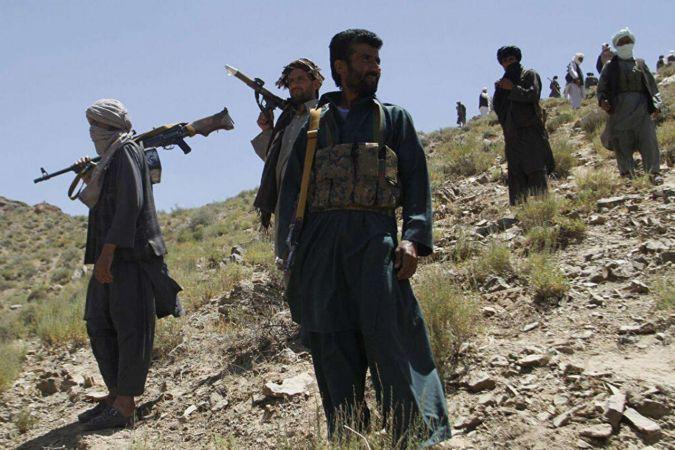 Taliban son bir ayda 8 ilçenin kontrolünü ele geçirdi