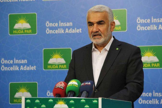 Yapıcıoğlu: Türkiye, Filistin devletine askeri ve ekonomik destek vermelidir