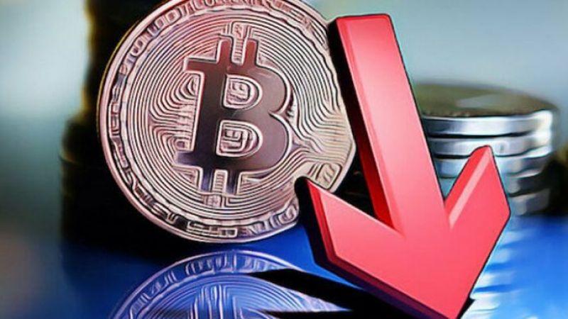 Bitcoin (BTC) fiyatı yaklaşık yüzde 10 değer kaybetti