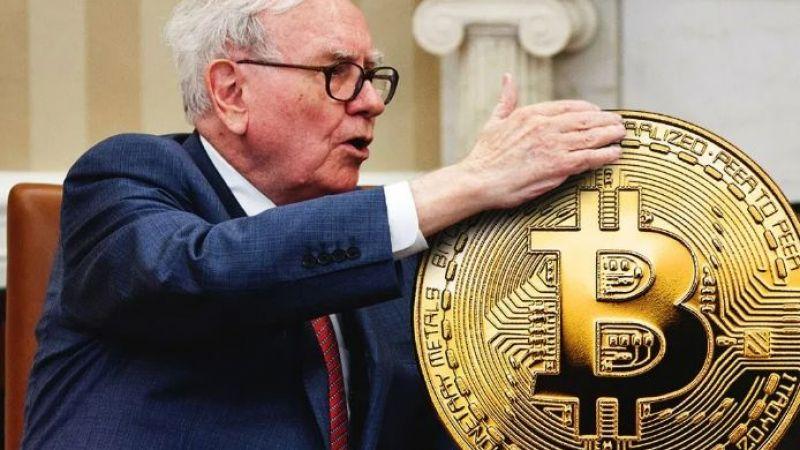 Warren Buffett'dan kripto para sektörüne dev yatırım