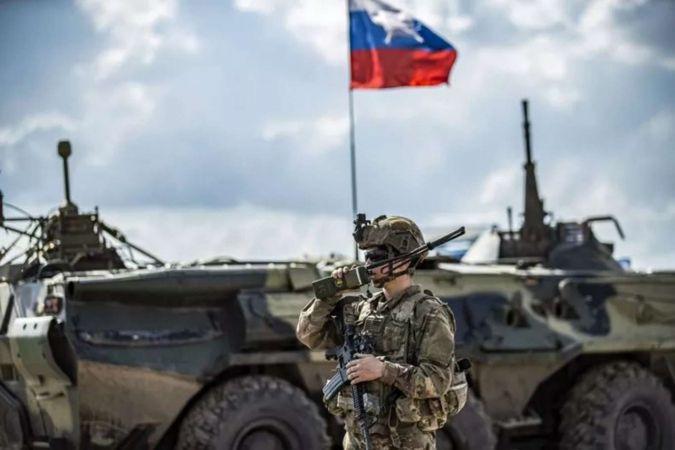 Resulayn'da patlama bir Rus askeri öldü, 3 asker yaralandı
