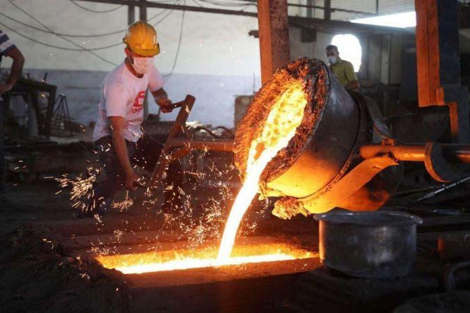 Sanayi üretimi yüzde 66 arttı