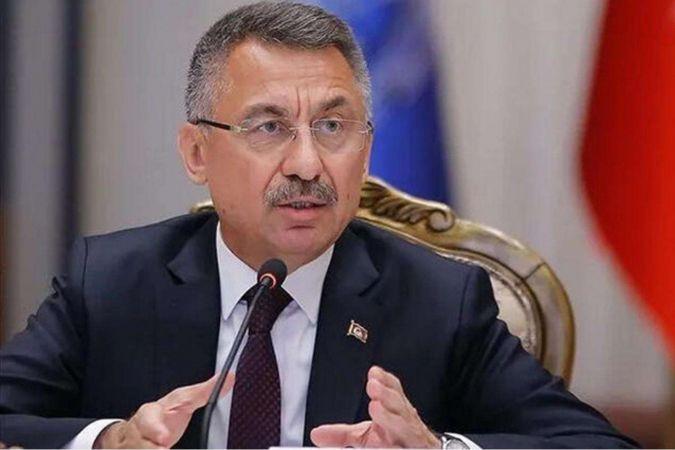 Fuat Oktay Cumhurbaşkanlığına vekalet edecek