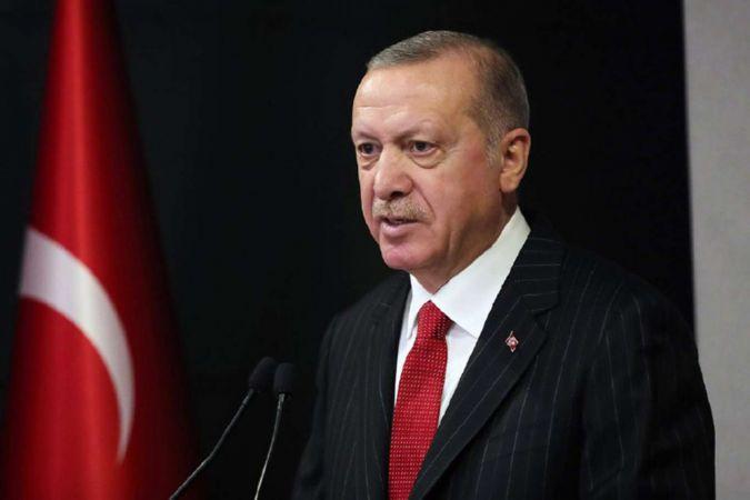 Cumhurbaşkanı Erdoğan: ABD ödemeleri yapılan F-35'lere el koydu