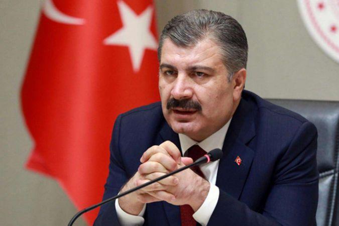 """Sağlık Bakanı Koca: """"Salgının yenileceği gün çok yakın"""""""