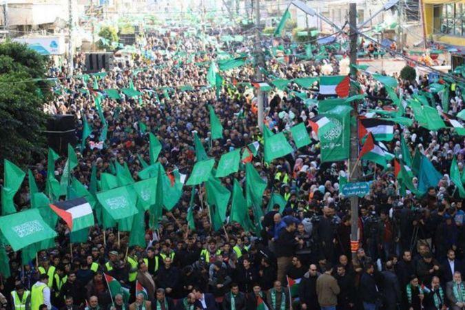 HAMAS: Siyonist işgal yönetimlerindeki hiçbir değişikliğe güvenmiyoruz