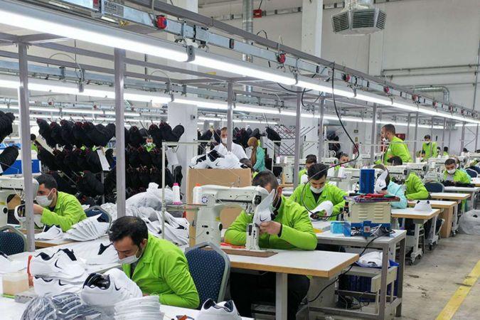 Ücretli çalışan sayısı yıllık yüzde 17,1 arttı