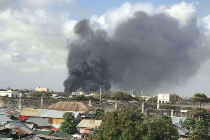 Somali'de askeri eğitim merkezine saldırı