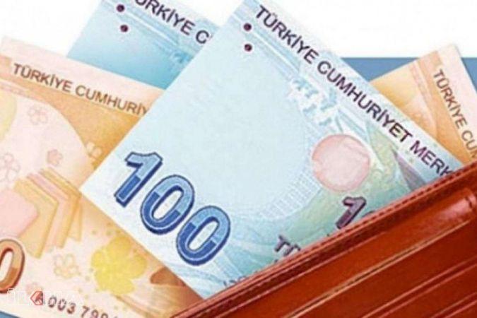 Bütçe 13,4 milyar lira açık verdi
