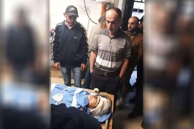 Siyonist işgal rejimi çocukları katletmeye devam ediyor