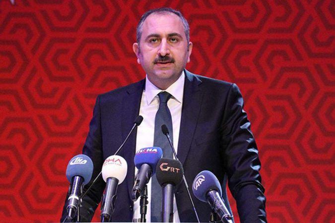 Adalet Bakanı Gül: 5'inci yargı paketi için kolları sıvama vakti