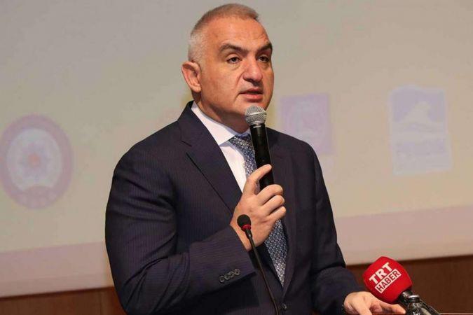 Bakan Ersoy'dan Rusya'nın uçuşları yeniden başlatmasına ilişkin açıklama