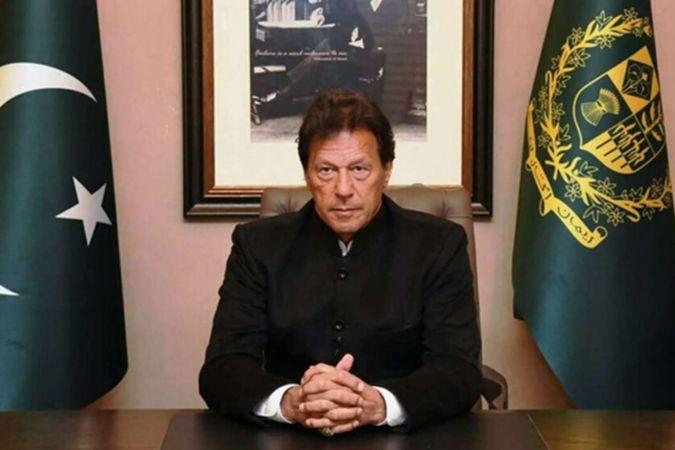 """Pakistan Başbakanı İmran Han: """"ABD'ye topraklarımızda üs vermeyeceğiz"""""""