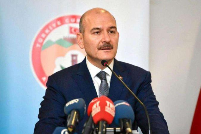 Bakan Soylu: Van ve Mardin'de C4 patlayıcılar ele geçirildi