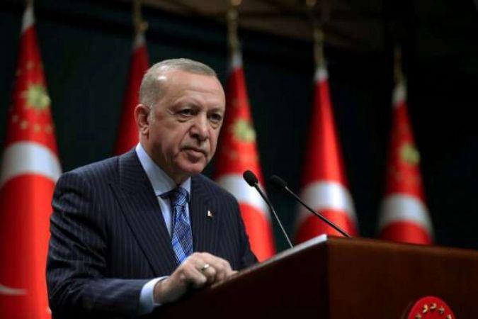 Cumhurbaşkanı Erdoğan'dan İran Cumhurbaşkanı seçilen İbrahim Reisi'ye tebrik mesajı