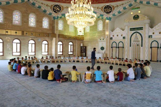 Yaz Kur'an kurslarına başvurular yarın başlıyor