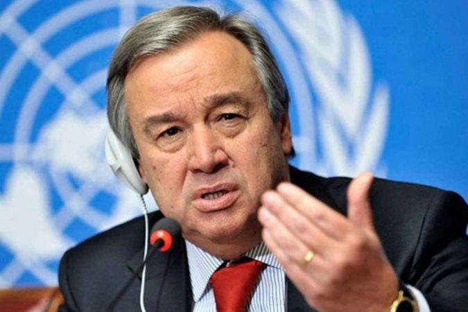 BM Genel Sekreteri Guterres: Mültecilere yardım etmek herkesin görevi