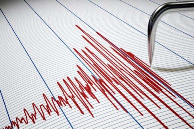 Yunanistan'da 3,9 büyüklüğünde deprem