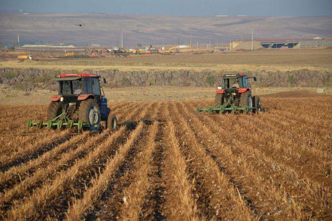 Tarımsal girdi fiyat endeksi arttı