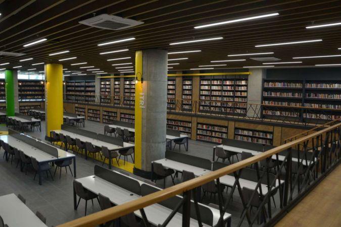Toplam kütüphane sayısı 33 bin 978 oldu