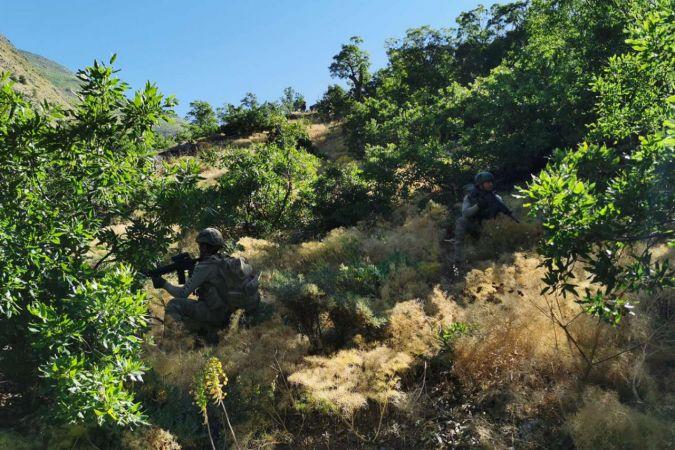 Pençe-Yıldırım operasyonunda 2 PKK mensubu öldürüldü