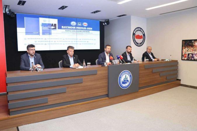 2020 yılında tapu müdürlüklerinde Türkiye tarihinin en yüksek işlem sayısına ulaşıldı