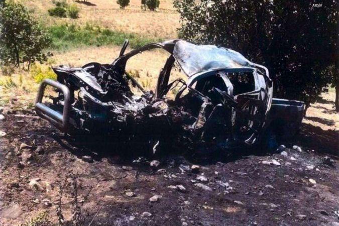 Süleymaniye'de operasyon: 2 PKK mensubu öldürüldü