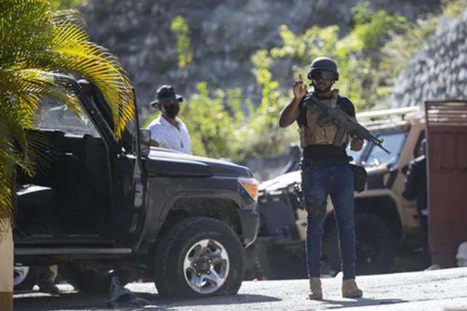 Haiti Devlet Başkanı'na suikast düzenleyen 4 kişi öldürüldü
