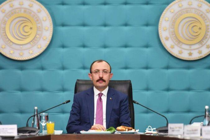 Bakan Muş: Türkiye ile AB arasında ticaret hacmi 87 milyar dolara yaklaştı