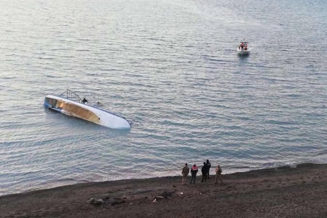 Liberya'da tekne kazası: 11 ölü