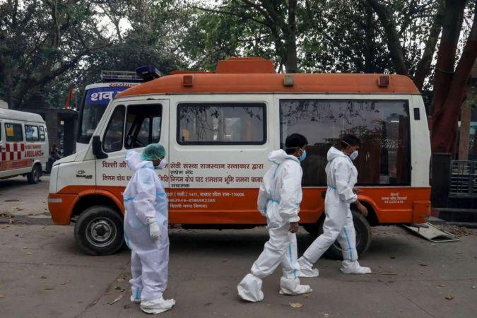 Hindistan'da Covid-19 kaynaklı can kaybı düşüş eğiliminde