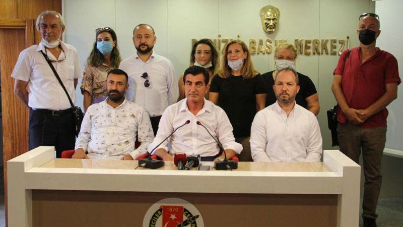 Memleket Partisi Denizli'de şok istifa