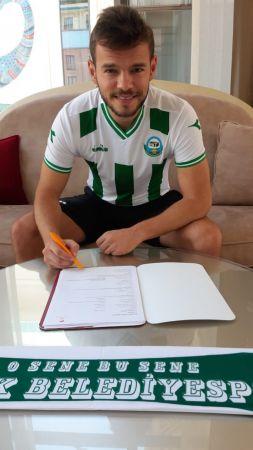 Serik Belediyespor, Furkan Yaman ile sözleşme imzaladı