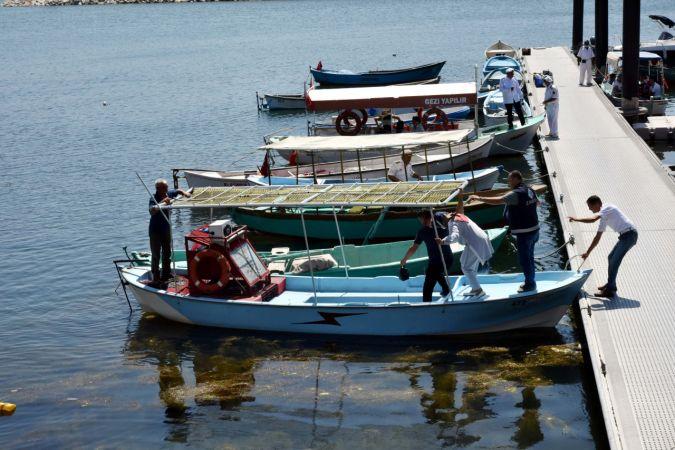 Eğirdir Gölü'nde özel tekne turları