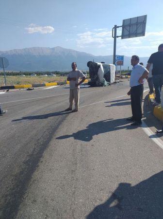 Kazada yaralanan Rehberler Birliği Başkanı Tural'ın durumu ağır