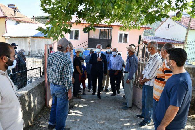 Vali Seymenoğlu: Hastanelerimiz dolmaya başladı