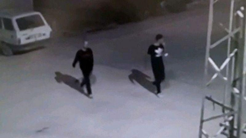 Depo hırsızları yakalandı