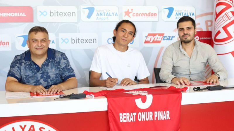 Berat Onur Pınar, Antalyaspor'da