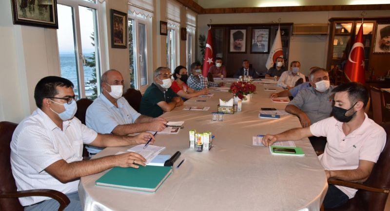 Eğirdir'de eylül ayı meclisi