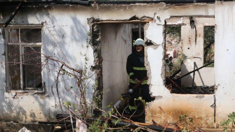 Metruk binayı yaktı! Yangını çıkaran bakın kim çıktı...