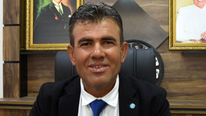 İYİ Parti Demre'de görev değişimi
