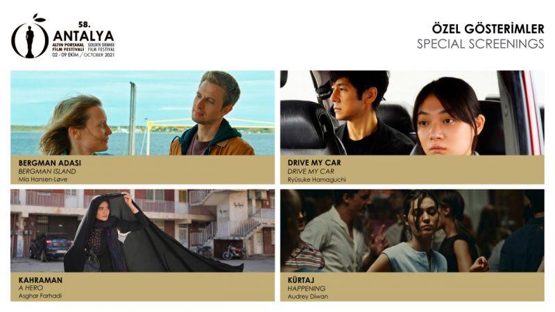 Altın Portakal Film Festivali biletleri yarın satışta