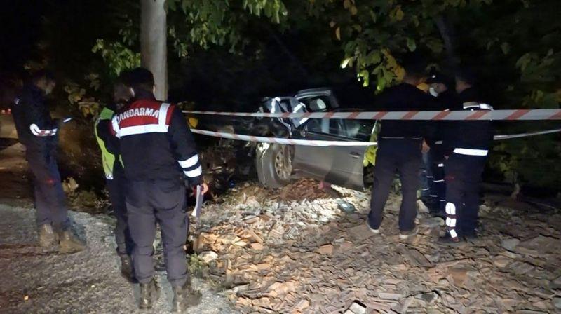 Isparta'da kaza: 1 ölü